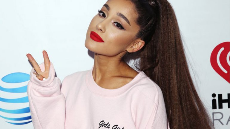 Ariana Grande – Body Measurements – Height – Weight – Eye Color