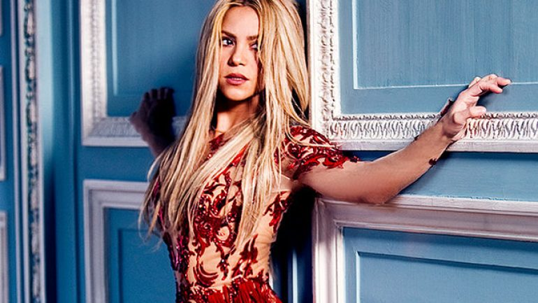 Shakira Body Measurements Height Weight Eye Color Wiki