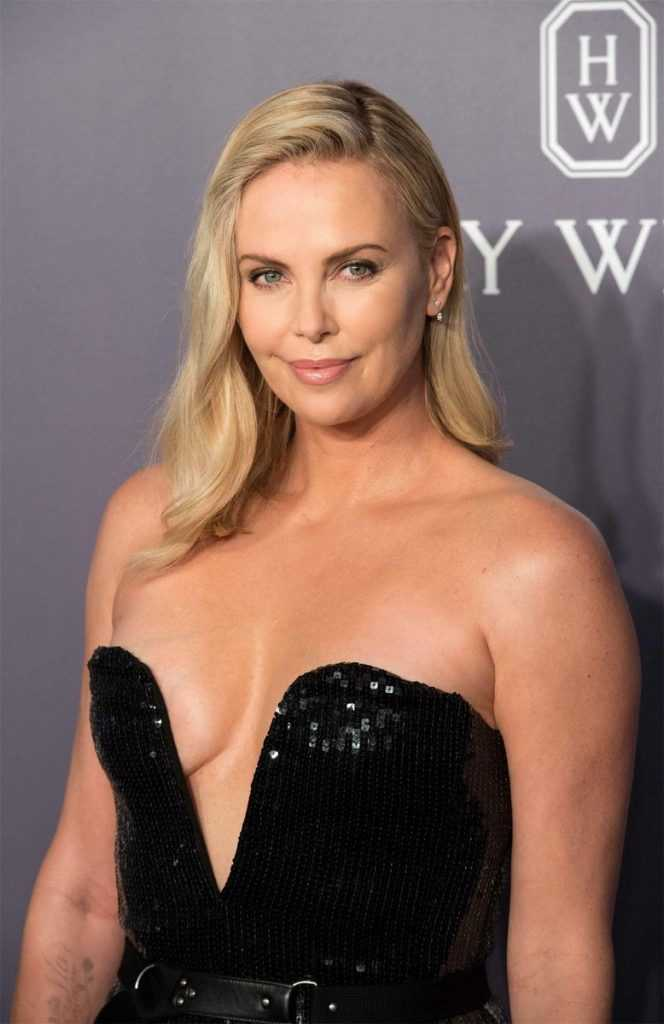 Charlize Theron Body Measurements Height Weight Eye Color