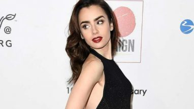 Lily Collins – Body Measurements – Height – Weight – Eye Color