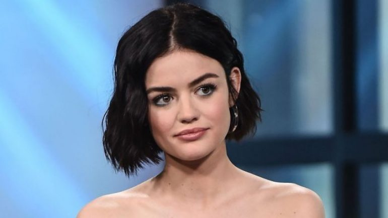 Lucy Hale – Body Measurements – Height – Weight – Eye Color