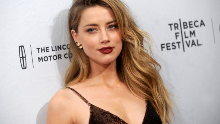 Amber Heard – Body Measurements – Height – Weight – Eye Color