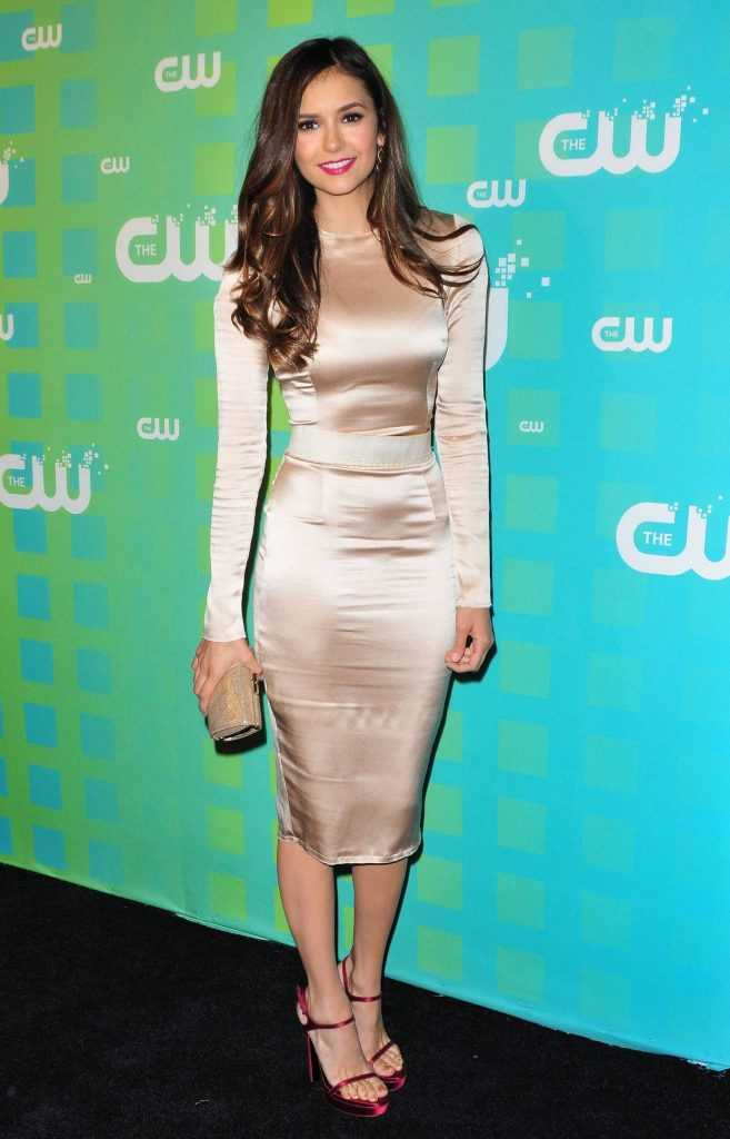 Nina Dobrev Body Measurements Height Weight Eye Color