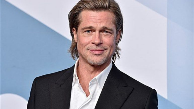 Brad Pitt – Body Measurements – Height – Weight – Eye Color