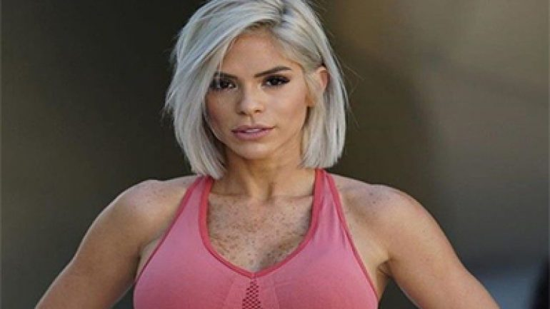 Michelle Lewin – Height – Weight – Body Measurements – Eye Color