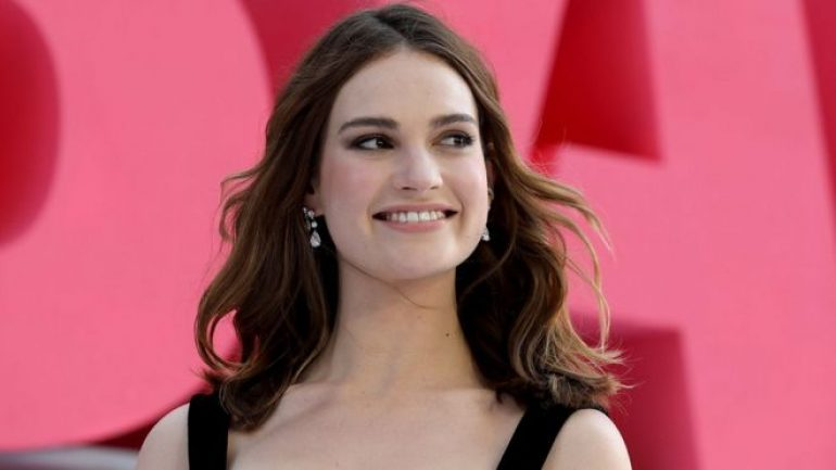 Lily James – Height – Weight – Body Measurements – Eye Color