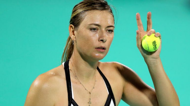 Maria Sharapova – Height – Weight – Body Measurements – Eye Color