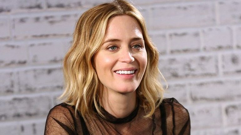 Emily Blunt – Height – Weight – Body Measurements – Eye Color