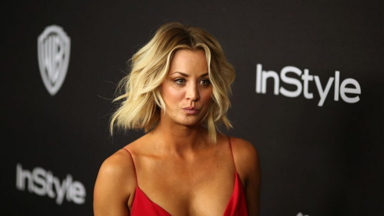 Kaley Cuoco – Height – Weight – Body Measurements – Eye Color