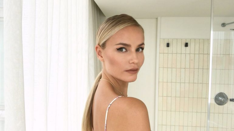 Natasha Poly – Height – Weight – Body Measurements – Eye Color