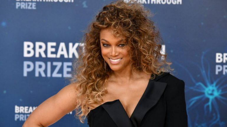Tyra Banks – Height – Weight – Body Measurements – Eye Color