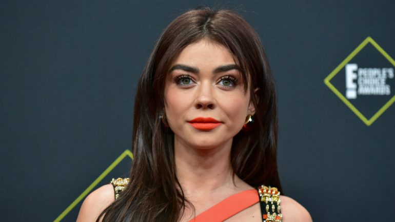 Sarah Hyland – Height – Weight – Body Measurements – Eye Color – Wiki