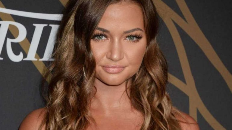 Erika Costell – Height – Weight – Body Measurements – Eye Color