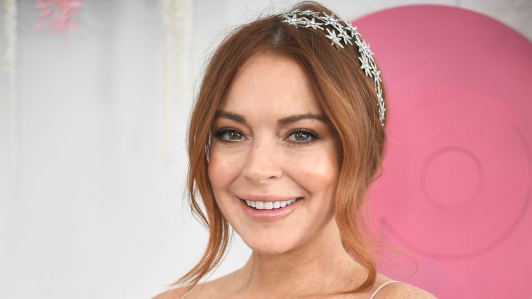 Lindsay Lohan – Height – Weight – Body Measurements – Eye Color