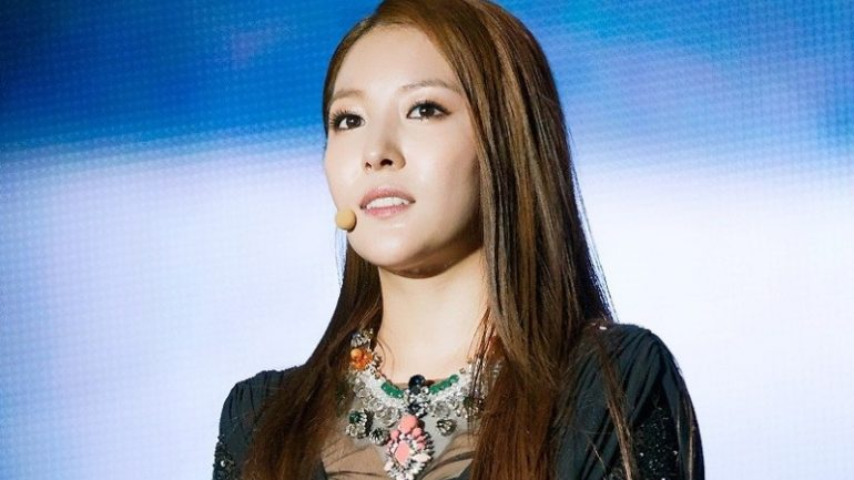BoA – Height – Weight – Body Measurements – Eye Color