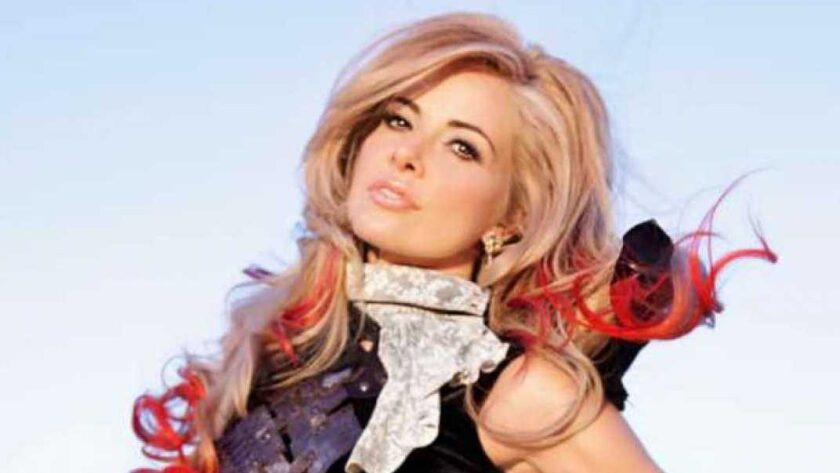 Gloria Trevi – Height – Weight – Body Measurements – Eye Color