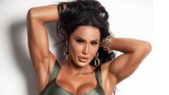Gracyanne Barbosa – Height – Weight – Body Measurements – Eye Color
