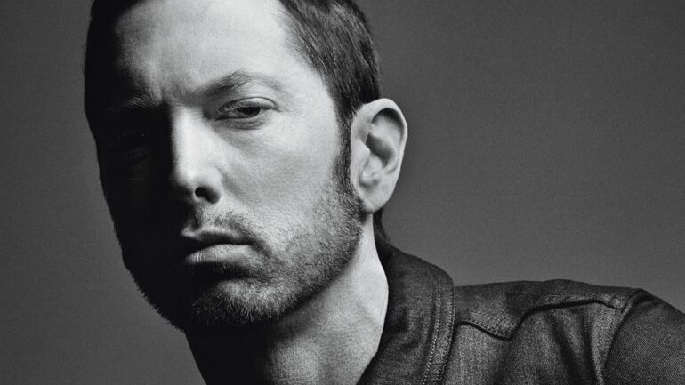 Eminem – Height – Weight – Body Measurements – Eye Color