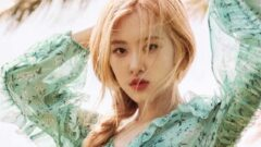 Rosé (Park Chae-young) Facts, Biography, Favorite Things, Boyfriends