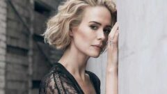 Sarah Paulson Height – Weight – Body Measurements – Eye Color