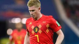 Kevin De Bruyne Height – Weight – Body Measurements – Eye Color